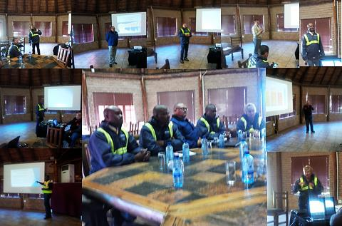 The Northern Cape Management Team Best Practice Session