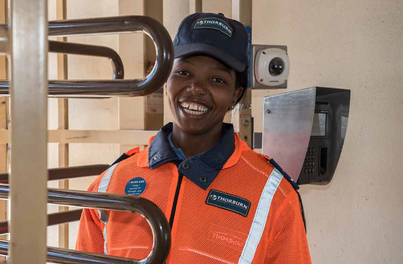 Thorburn Security Services South Africa - Our Values - ENTERPRISING