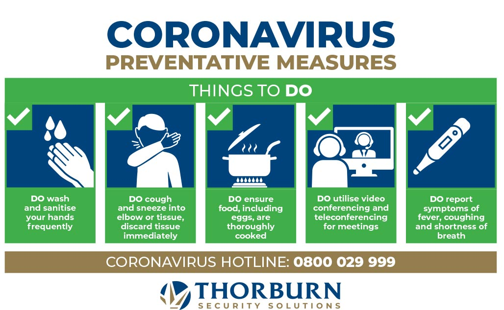 Thorburn Security Services South Africa - Our Values - Prevenative Measures