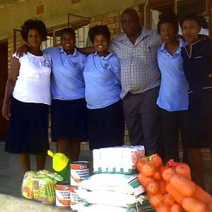 Children Benefit from Thorburn Contribution